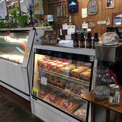 Full-service Deli in the Mildred Store